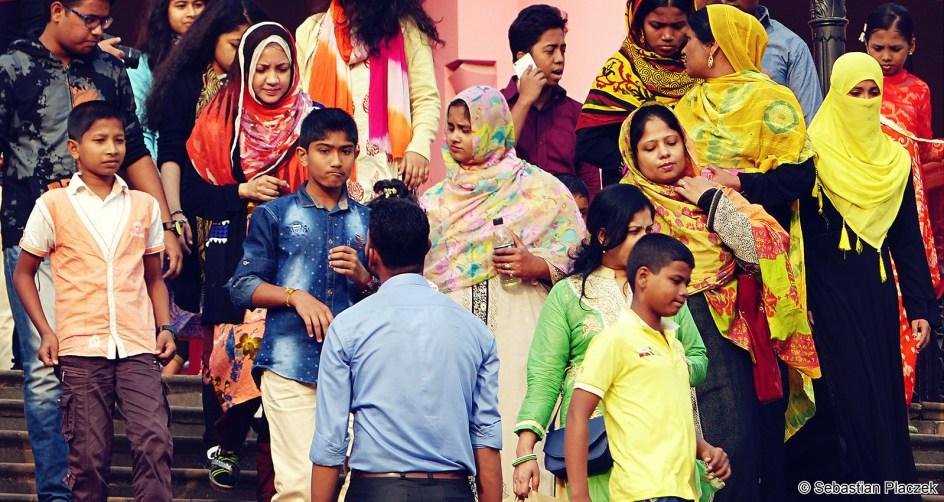 Bangladesz, kolory Dhaki, zdjęcia z podróży