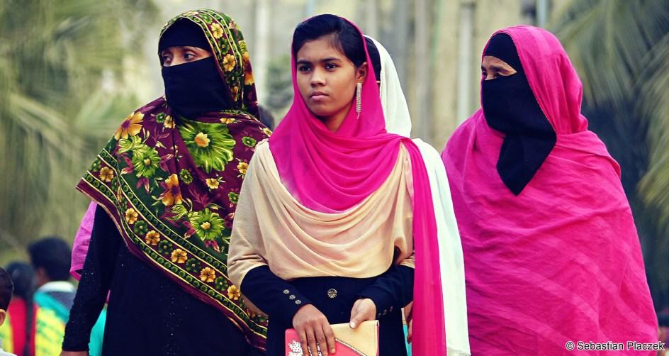 Bangladesz, muzułmanie, zdjęcia z podróży