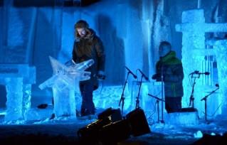 Norwegia, Ice Music Festival 2017, Geilo
