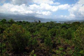 Kostaryka, krajobraz, widok z wulkanu Arenal