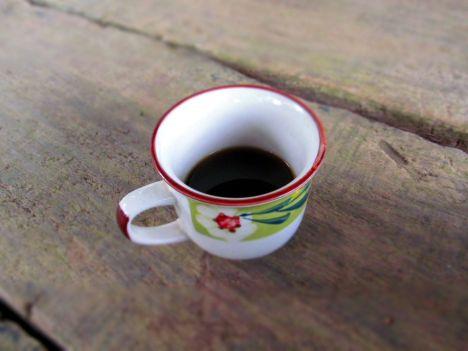Kostaryka, filiżanka kawy, kuchnia, turystyka
