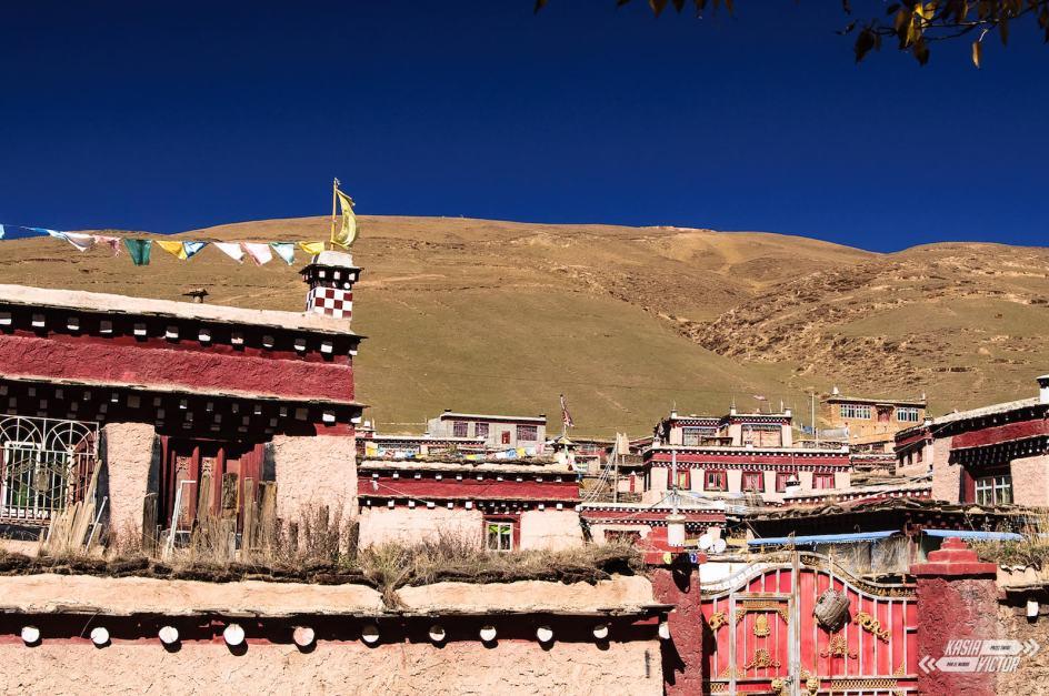 Chiny, Tybet, Litang - zdjęcia z podróży