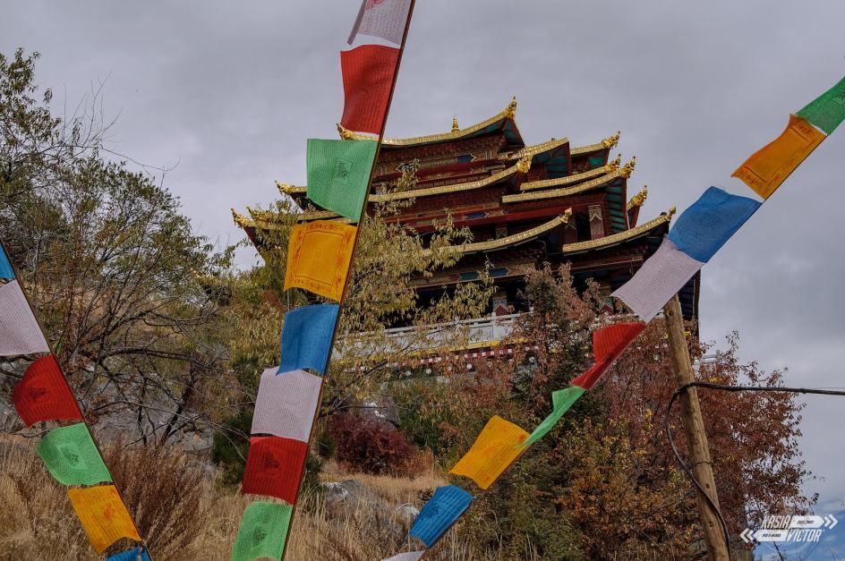 Shangri La w Tybecie, zdjęcia z podróży przez Chiny