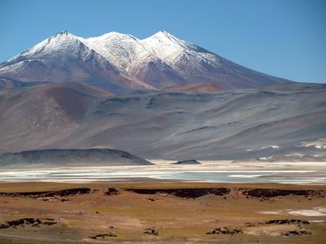 Chile, Atacama, Salar de Talar
