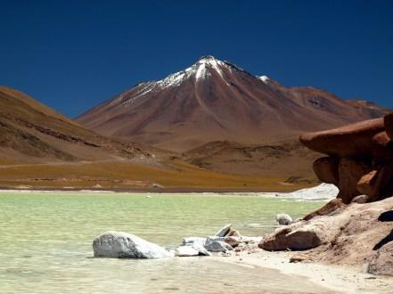 Pustynia Atakama w Chile
