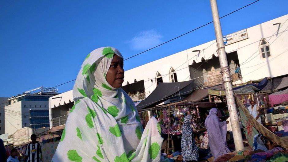 Mauretania, Nawakszut, kobieta, islam, muzułamanie