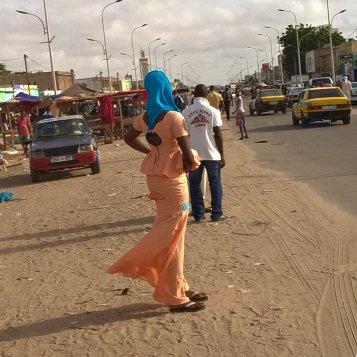 Nawakszut, stolica Mauretania - zdjęcia z podróży