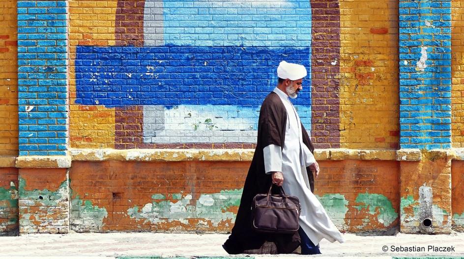 Iran, Kom, święte miasto w islamie - zdjęcia, foto