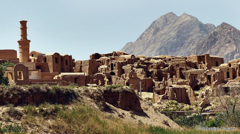 Iran, Kharanaq, zdjęcia z podróży