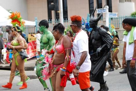 Trynidad, karnawał