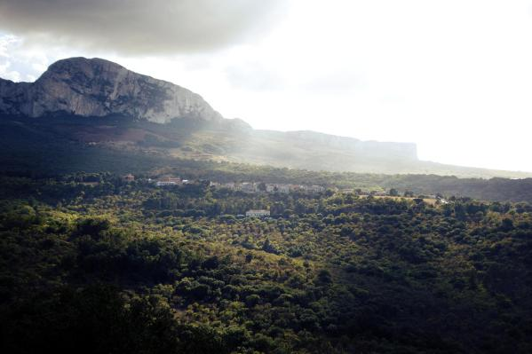 Zdjęcia z podróży na Sycylię, Riserva Naturale Orientata Bosco Della Ficuzza