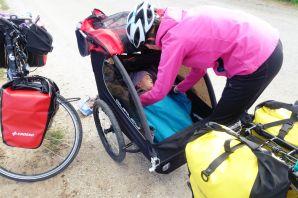 Sycylia, rowerowa podróż z dzieckiem - porady podróżnicze