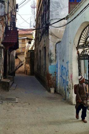 Zanzibar, medyna w Stone Town, zdjęcia z podróży