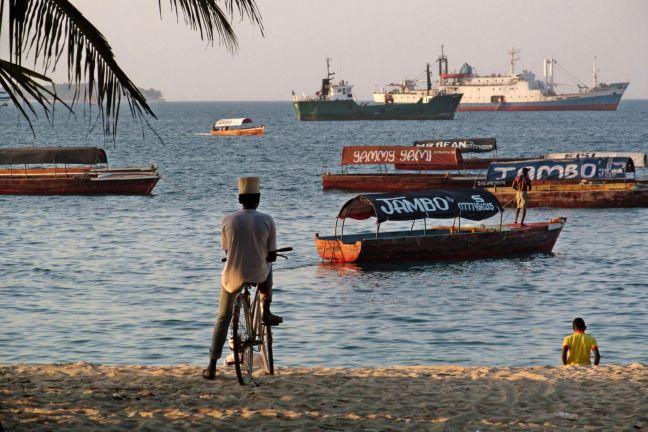 Zanzibar, Stone Town. Zdjęcia z podróży