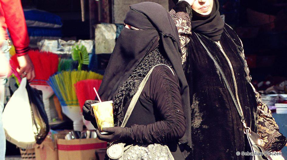 Jordania, Amman, kobiety, street photo, zdjęcia