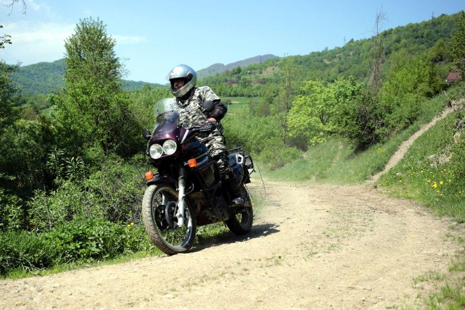 Ukraina, motocyklowa podróż na Zakarpacie