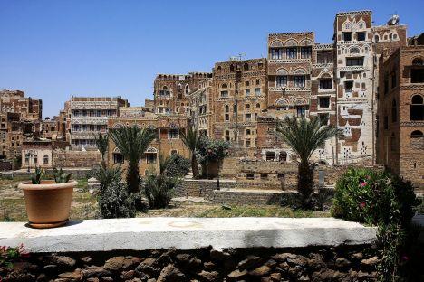 Jemen, Sana, zdjęcia z podróży do Jemenu