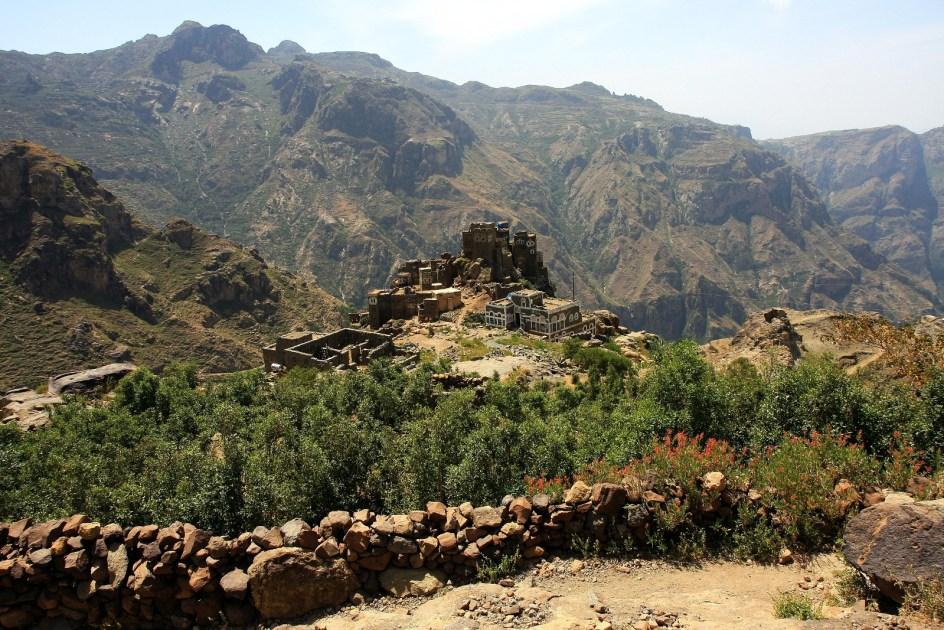 Jemen, góry Haraz, Manakha, trekking, zdjęcia, podróże