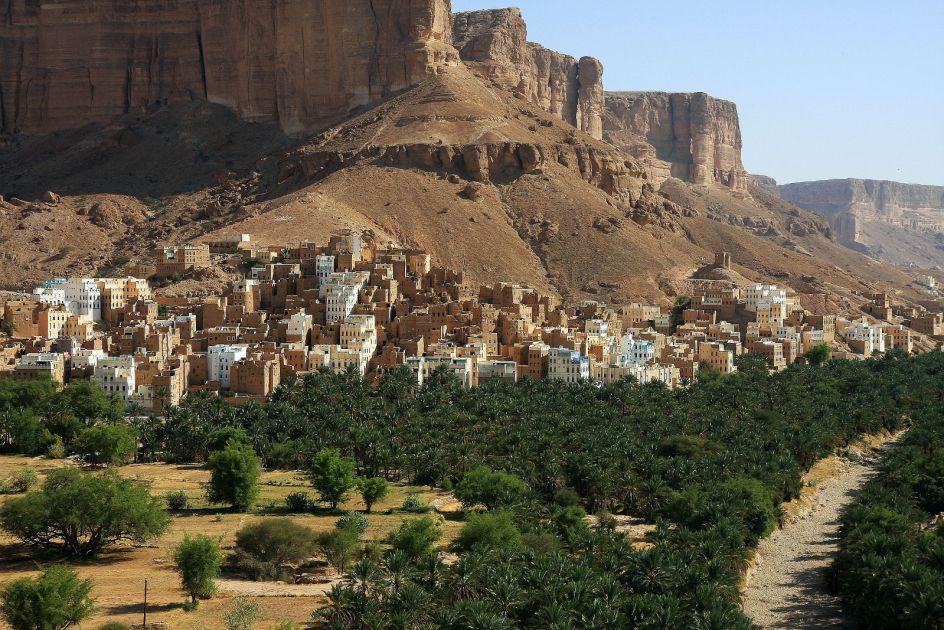 Jemen, Wadi Dawan, zdjęcia z podróży na Bliski Wschód