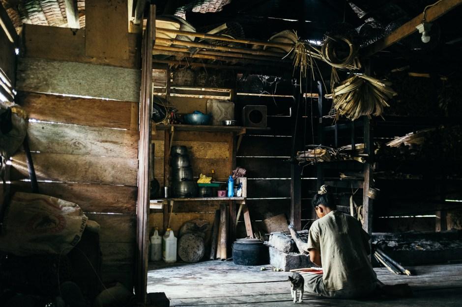Indonezja, Sumatra, Mentawaje - zdjęcia z trekkingu po sumatrze
