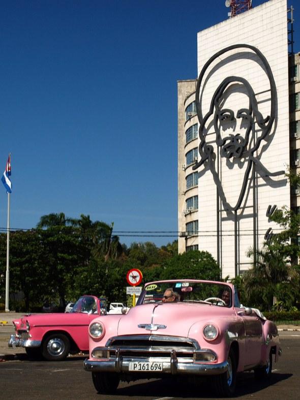 Podróż na Kube, stare samochody, wycieczka