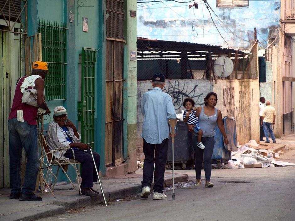 Kuba, Hawana, street photo