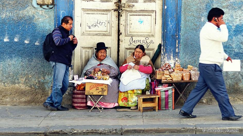 Boliwia, Cochabamba, handel uliczny, zdjęcia, Ameryka Południowa, podróż