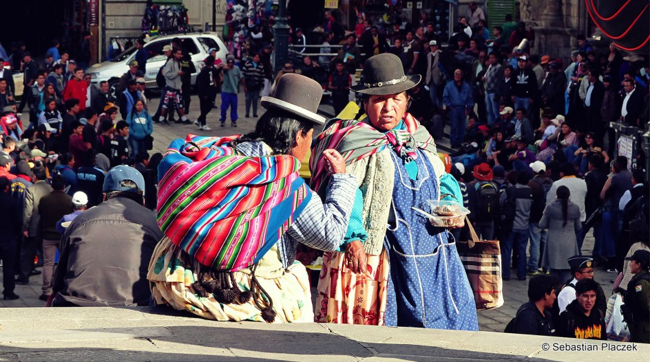 Boliwia, La Paz, street photo, travel