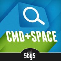 CMD+Space