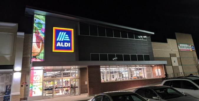 Aldi: Now Open