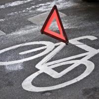Fahrradunfall: Hauptsache versichert!