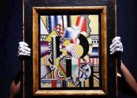 Τιμή ρεκόρ για πίνακα του Φερνάν Λεζέ