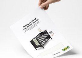 ΙΚΕΑ: Ουρήστε την διαφήμιση και μπορεί να έχετε έκπτωση 50%