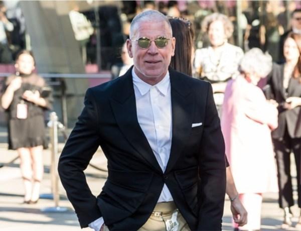 Ο βασιλιάς του street style, Nick Wooster!