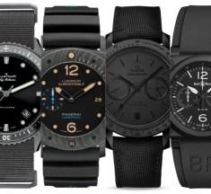 8 πανέμορφα ολόμαυρα ρολόγια τα οποία αξίζουν και την τελευταία δεκάρα!