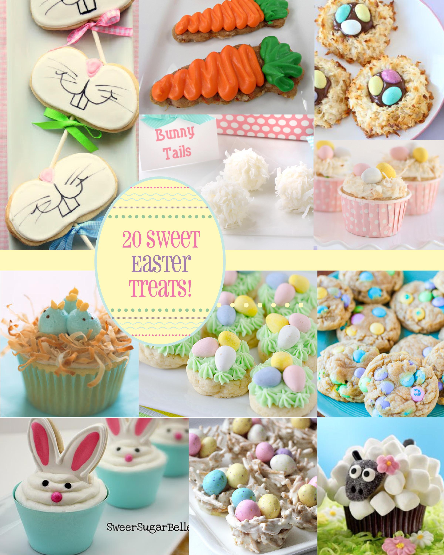 IW: 20 Sweet Easter Treats
