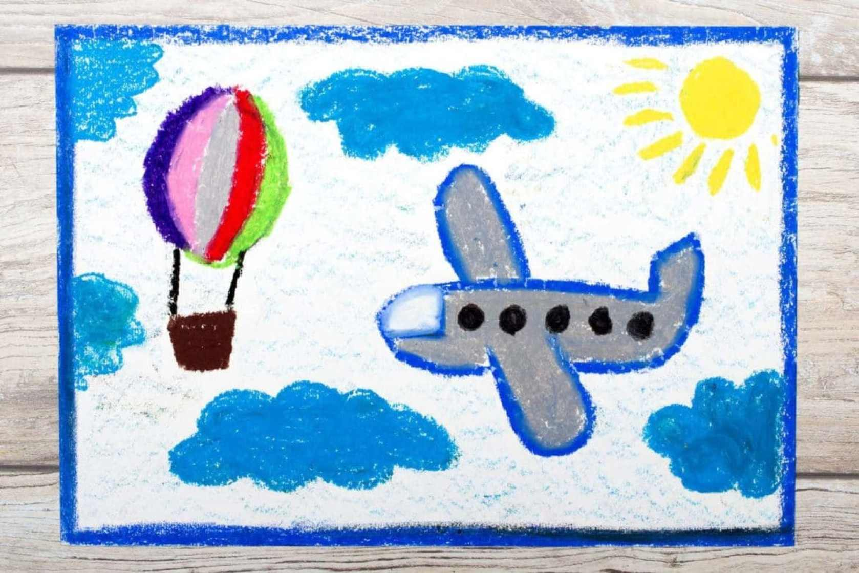 airplane arts and crafts