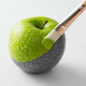 Apple Art Projects