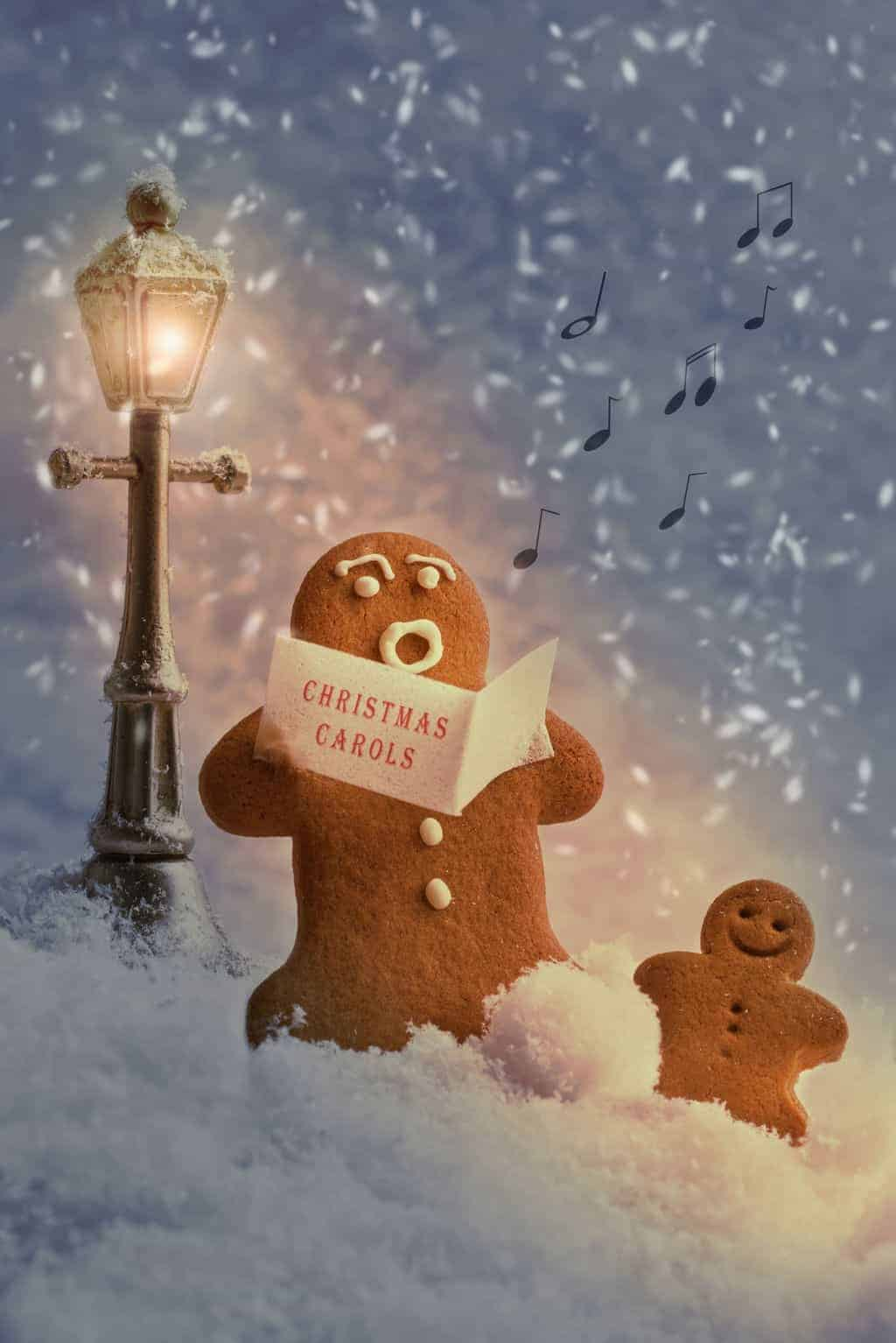Gingerbread People Songs