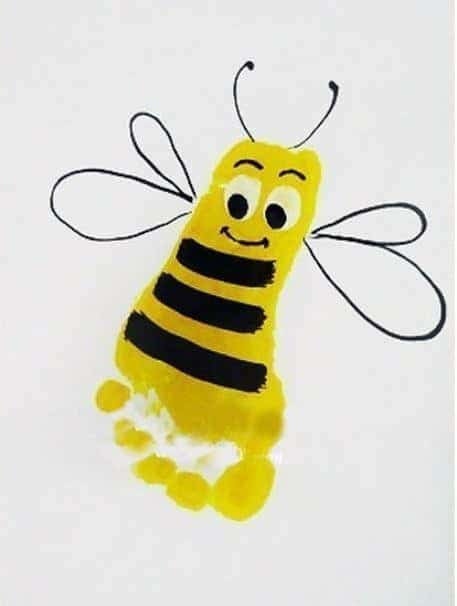 Bumble Bee Art