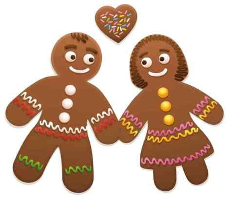 Gingerbread Art Activities