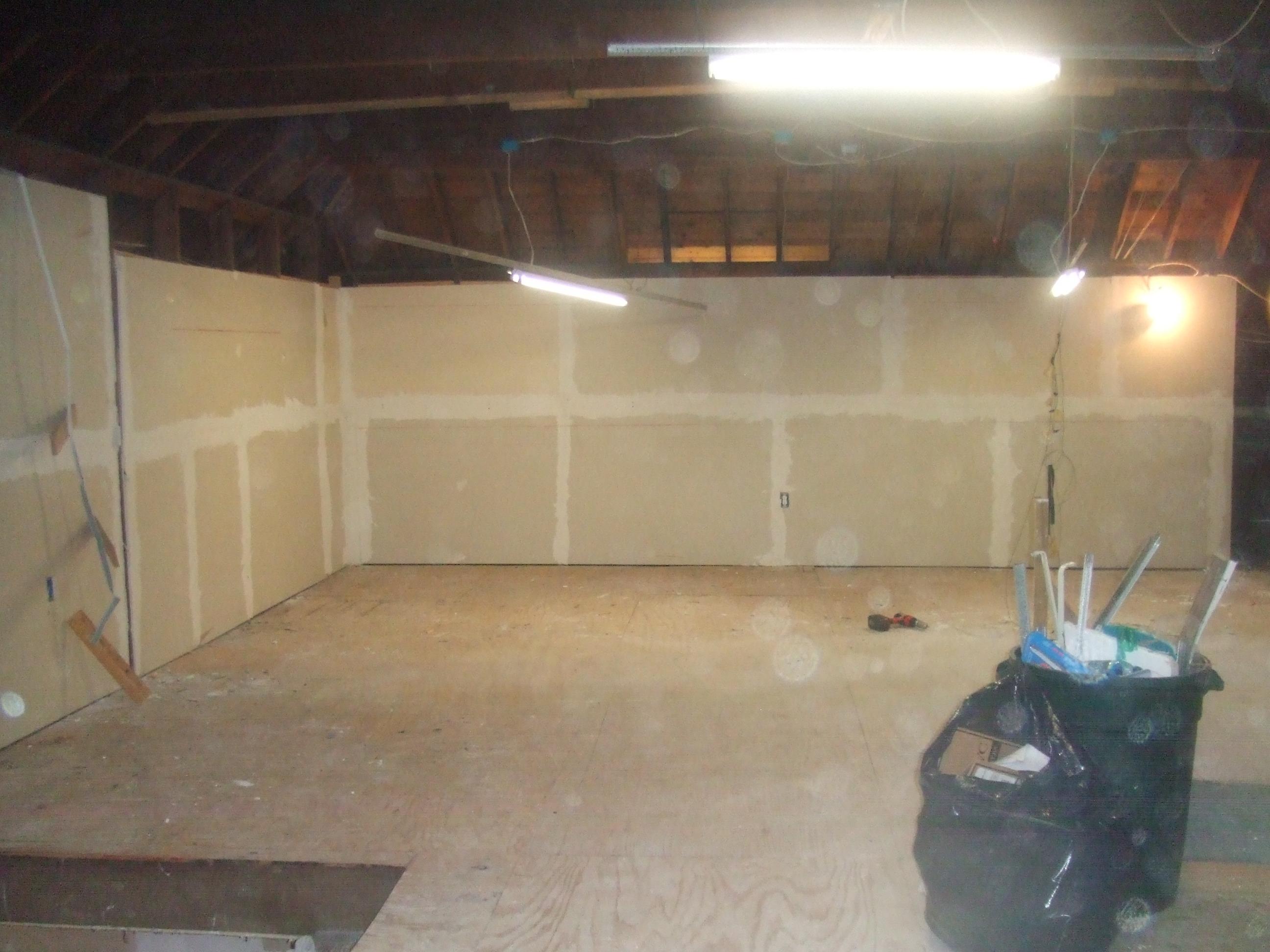 left of loft