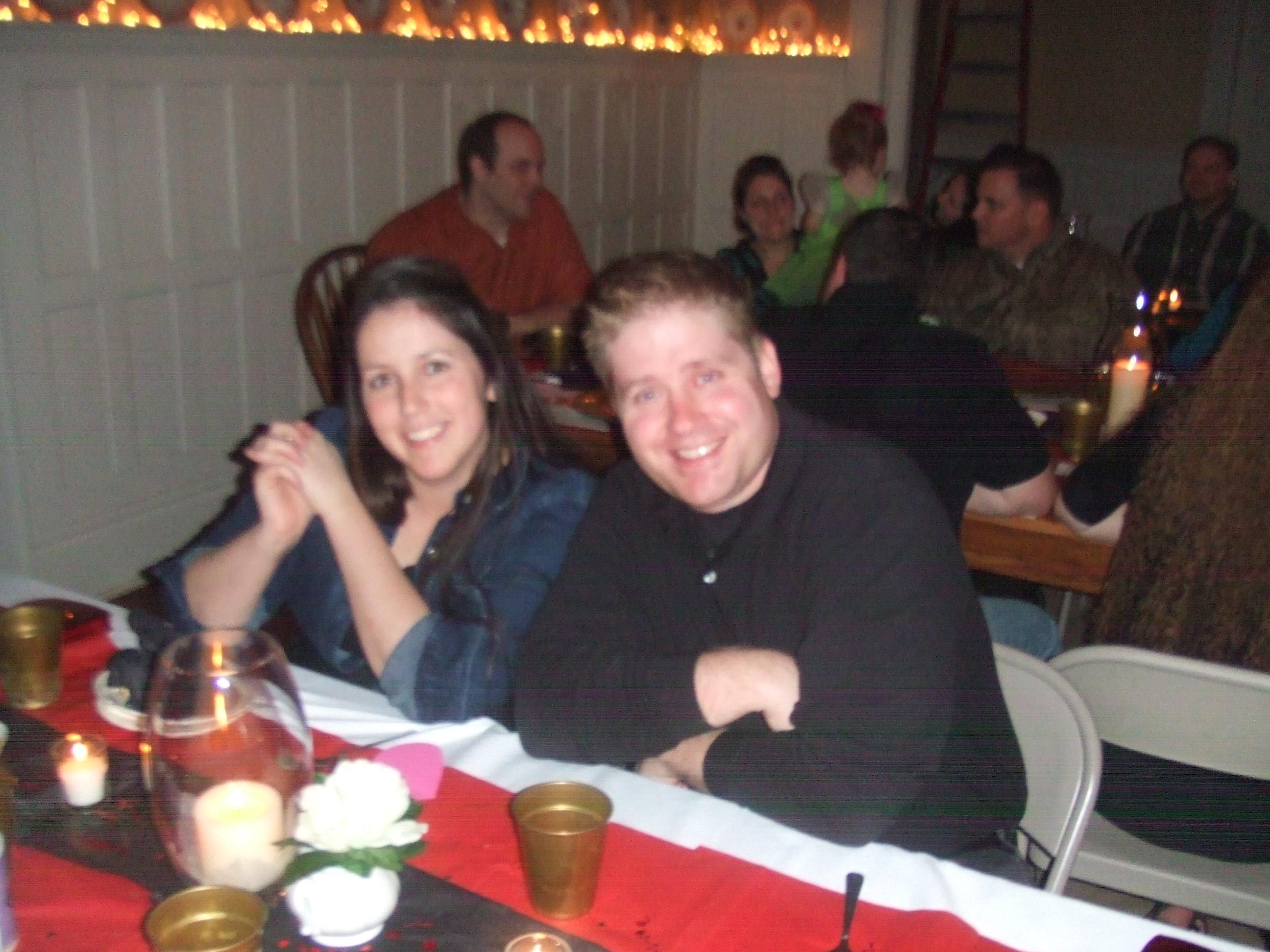 Brad and Ashleigh