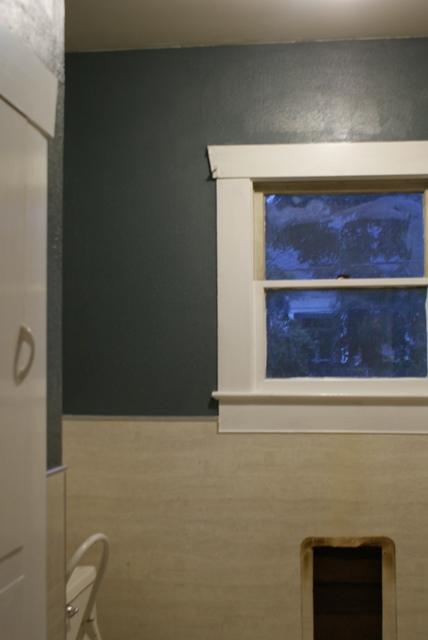 94 bathroom painted