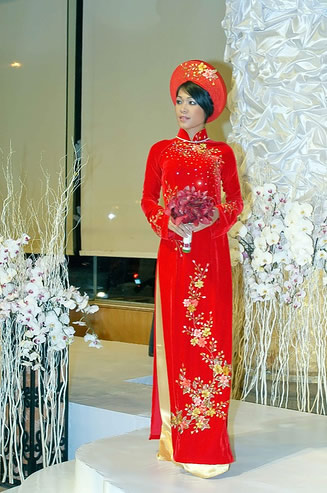 A Vietnamese Wedding The Adventures Of A Perpetual Wanderer