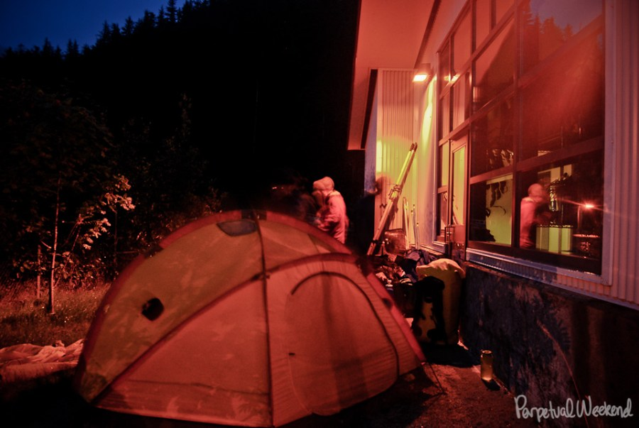 cordova camping wharf