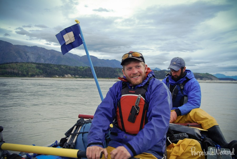 copper river, blue peter, outward bound, nautical flag, expedition rafting