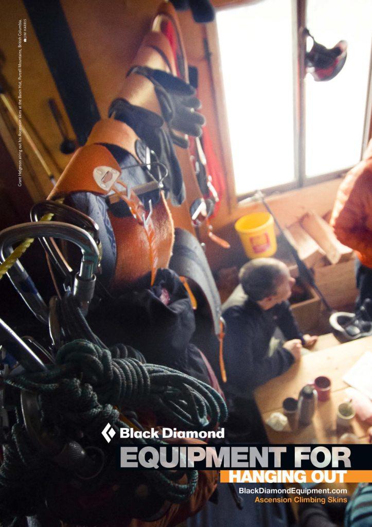 Black Diamond Equipement Ascension Ski Ad