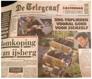 Telegraaf-artikel