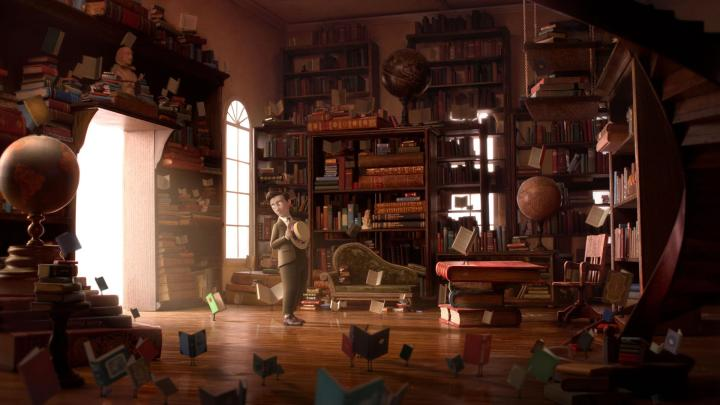 De wonderbibliotheek